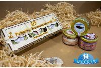 Набор морепродуктов приморский № 1 (краб, осьминог, кукумария)