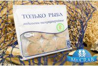 Медальоны из нерки, тунца и брокколи мороженые