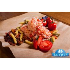 Мясо камчатского краба, 1 кг