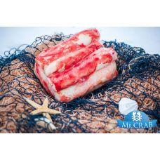 Фаланга камчаткого краба экстра 14+, 1 кг