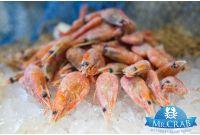 Креветка северная приморская , 1 кг