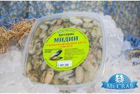 Мясо мидии (пресервы), 140 г. 1 шт.