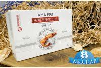 Креветка северная Ama Ebi крупная 3L, 1 кг