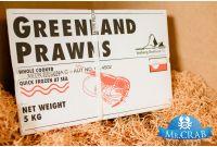 Креветка Гренландия, 5 кг