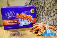 Креветка гренландская, 1 кг