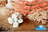 Пельмени с мясом краба, 1 кг