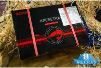 Козырьковая креветка коробка 4,5 кг