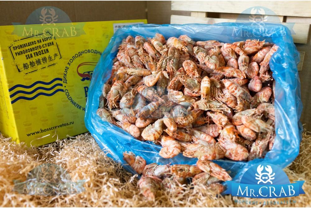 Креветка гренландская, 5 кг