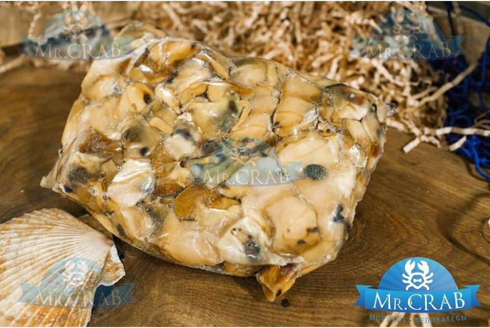 Рапан моллюск очищенный, 1 кг